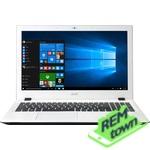 Ремонт ноутбука Acer ASPIRE E5-522G-603U
